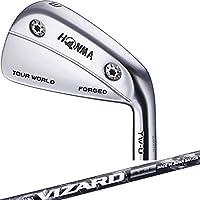 本間ゴルフ TOUR WORLD ツアーワールド TW-U FORGED ユーティリティ VIZARD IB95 2017年モデル ユーティリティ シャフト:VIZARD IB95 5U S