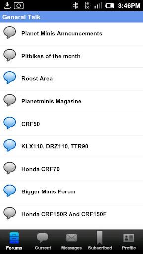 PlanetMinis Forum