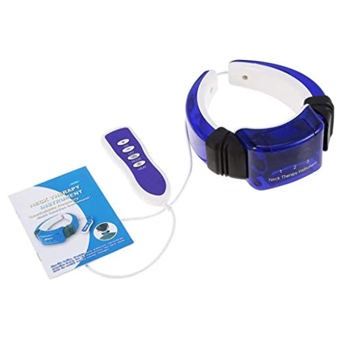 簡単な扱うおめでとう子宮頸マッサージ器、電動ネックマッサージ器、経絡鍼治療機器、子宮頸理学療法機器、痛みを和らげる