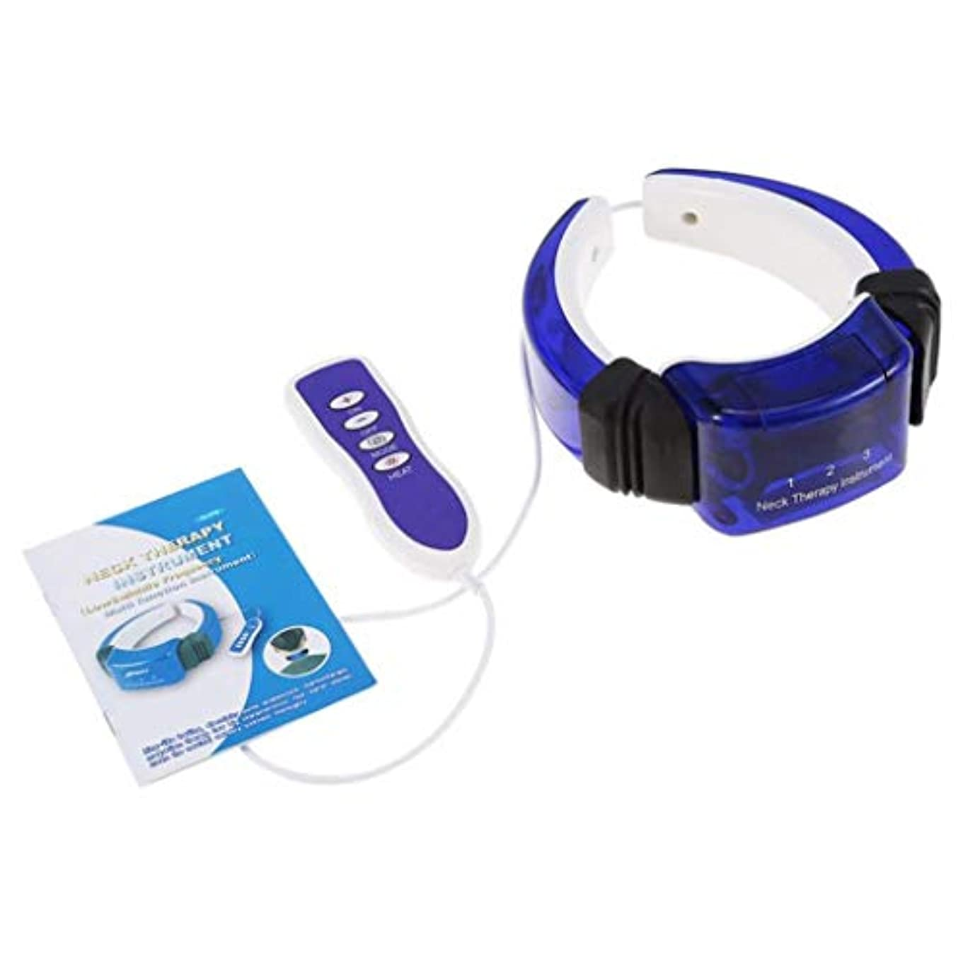 競争ワークショップハンディ子宮頸マッサージ器、電動ネックマッサージ器、経絡鍼治療機器、子宮頸理学療法機器、痛みを和らげる