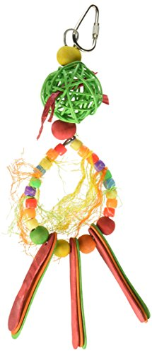 Paradise Dream Catcher Pet Toy, 3.5 by 9-Inch