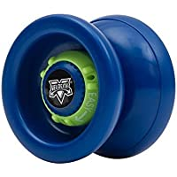 YoYoFactory Velocity (Blue with Lime Green Dial) [Floral] [並行輸入品]