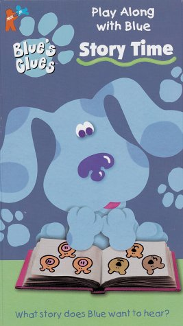 Blue's Clues - Story Time [VHS] [Import]