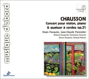 Chausson;Concert Op.21