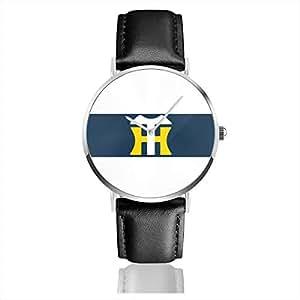 阪神タイガース 腕時計 ウオッチ タイマー 本革バンド シンプル ファッション ストップウォッチ カジュアル 耐久性 贈り物