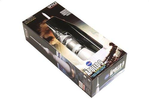 """1:72 ドラゴンモデルズ エアロスペース プログラム 50379 North アメリカン アポロ CSM ダイキャスト モデル NASA アポロ 9 """"Gumdrop"""" Launch 3月 3rd"""