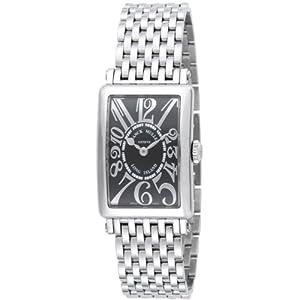 [フランクミュラー]FRANCK MULLER 腕時計 ロングアイランド ブラック文字盤 902QZRELOBLK レディース 【並行輸入品】