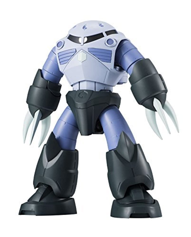 Robot魂[ Side MS ]ガンダムmsm-07本番モデルZugokku Ver。a.n.i.m.e.について130 mm ABS & PVC paintedアクションフィギュア