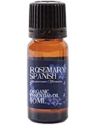 Mystic Moments | Rosemary Spanish Organic Essential Oil - 10ml - 100% Pure