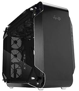 "IN-WIN 14"" x 14""マザーボード対応 スーパータワーPCケース 928-BLACK"