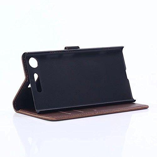 8d2e85f22e ... SONY Xperia XZ1 Compact ケース カバー Docomo SO-02K カバー 手帳型 エクスペリア XZ1 コンパクト  ...