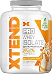 Scivation Xtend Pro Isolate Whey Protein with Bcaa Salted Caramel Shake 5lb エクステンドプロ アイソレートホエイプロテイン サルトカラメルシェイク 2.3KG [海外直送品]