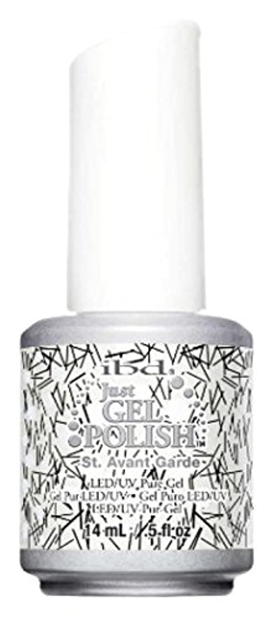 口述するメドレー着替えるIBD Just Gel Polish - St. Avant Garde - 0.5oz / 14ml
