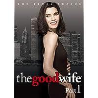 グッド・ワイフ 彼女の評決 ファイナル・シーズン DVD-BOX Part1