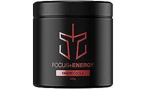 Legion Focus + Energy Cherry Cola