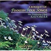 フィンランド民謡の花束