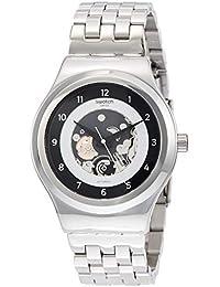 [スウォッチ]SWATCH 腕時計 Sistem51 Ironyシステム51アイロニーSISTEM LACQUE (システム・ラック) ユニセックス YIS416G【正規輸入品】