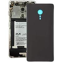 電池カバー交換部品 Lenovo ZUK Z2 Pro用背面カバー 修理パーツ (色 : Black)