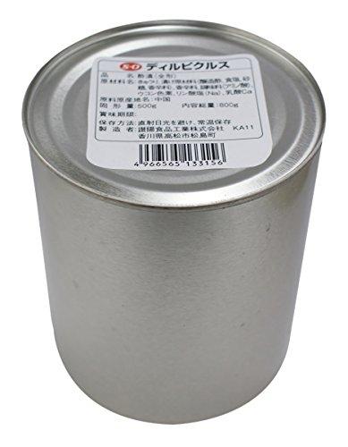 讃陽食品工業 S=O ディルピクルス(T) 2号缶