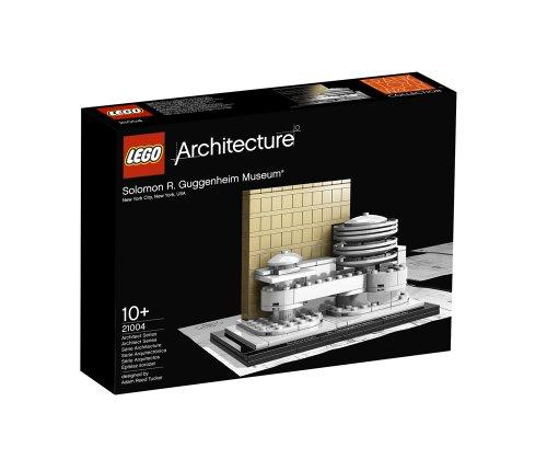 レゴ (LEGO) アーキテクチャー グッゲンハイム美術館 21004
