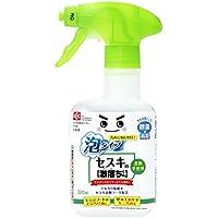 セスキの激落ちくん 密着泡スプレー 洗剤 320ml ( アルカリ電解水 + セスキ炭酸ソーダ )