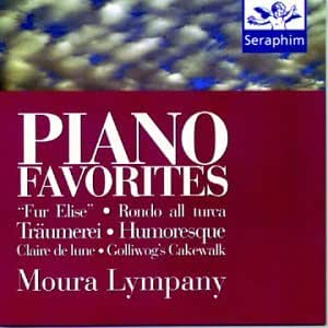 Piano Favorites: Lympany