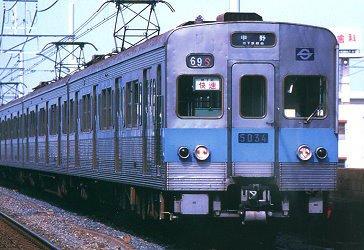 Nゲージ A2975 営団5000系 東西線・非冷房車 基本7両セット