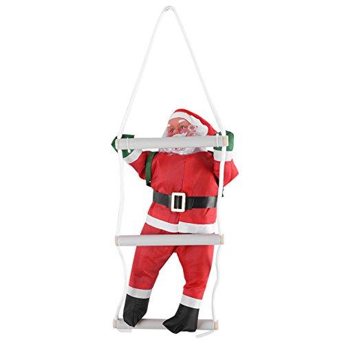 SoarUp サンタクロース クリスマス 飾り クリスマスツリーの装飾 雰囲気 クリスマス (一人)