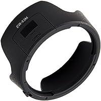 ZEROPORT JAPAN 互換 レンズ フード Canon キャノン レンズフード EW-83M 対応 ZPJEW83M