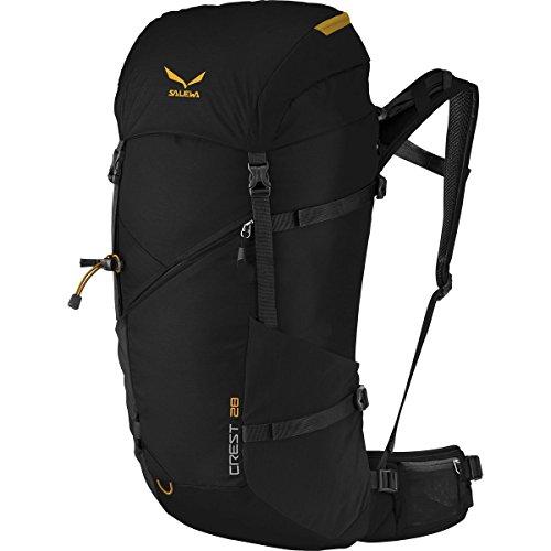 サレワ バッグ バックパック・リュックサック Salewa Crest 28 Backpack - 1709cu in Black d33 [並行輸入品]