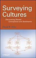 Surveying Cultures: Discovering Shared Conceptions and Sentiments