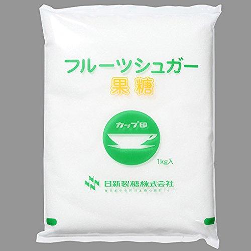 カップ印 果糖(フルーツシュガー)/1kg TOMIZ/cuoca(富澤商店) 白い砂糖 その他白い砂糖