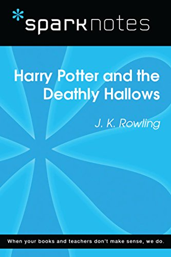 Harry Potter and the Deathly Hallows (SparkNotes Literature Guide) (SparkNotes Literature Guide Series)
