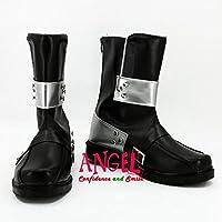 【サイズ選択可】男性27.5CM B1B00839 コスプレ靴 ブーツ ソードアート・オンライン Sword Art Online キリト 桐ヶ谷 和人
