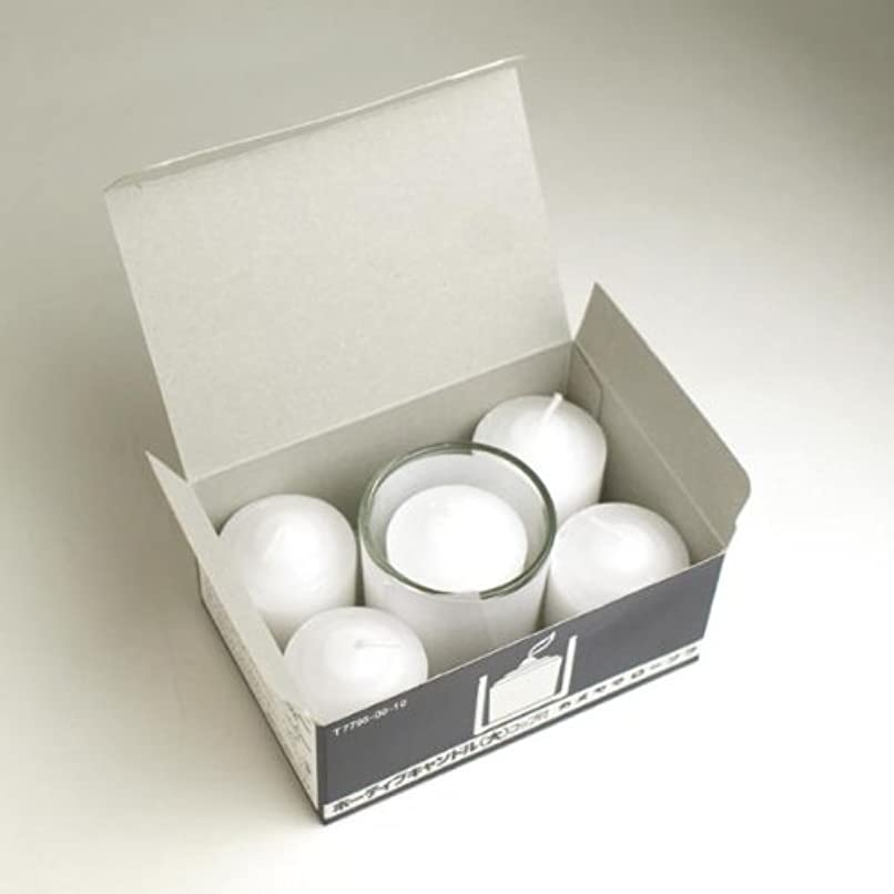 重要な役割を果たす、中心的な手段となるゴミ端末ボーティブ(大) コップ付 5個入
