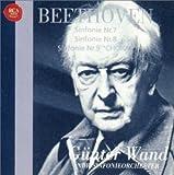 ベートーヴェン:交響曲全集III?第7番・第8番・第9番「合唱」