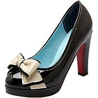Charm Foot Women High Heel Pumps