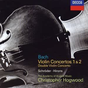 Bach: Violin Concertos 1&2, Double Violin Concerto