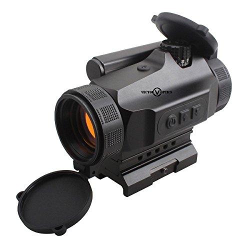 Vector Optics 1倍 ドットサイト t1 20mm レイル対応 ハイマウント 付属 実銃対応 Nautilus SCRD-26 B07CWHCSJM 1枚目