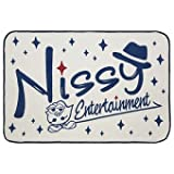 西島隆弘 Nissy Entertainment 2nd LIVE AAA 公式グッズ もふもふしてんな?もふンケット!今日はこれで寝よ! ブランケット