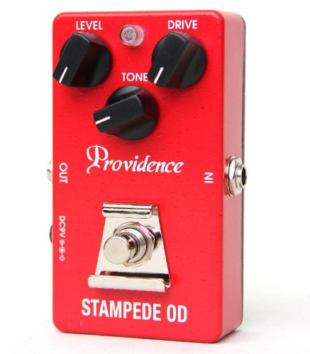 Providence ( プロビデンス ) SOV-2 / STAMPEDE OVER DRIVE スタンピード オーバードライブ S.C.T.サーキット搭載!