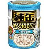 アイシア 純缶ミニ しらす入り 65g*3P