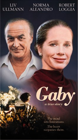 Gaby: A True Story [VHS] [Import]