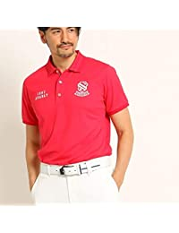 / (adabat(Mens)) (【UVカット】【吸水速乾】ビーチキャンバス半袖ポロ) (メンズ) MTシャツ アダバット