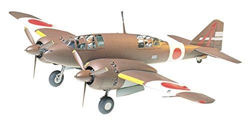 1/48 傑作機 No.56 1/48 百式司偵III型 改造防空戦闘機 61056
