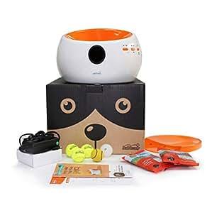 ペット 犬 BallReady ボルレディ 自動発射 自動餌 care service ボール 遊び 子犬おもちゃ ストレス 解消 Pet toy 日本語説明書付き [並行輸入品]