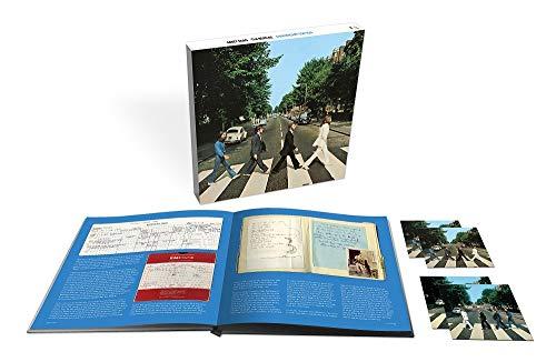 【Amazon.co.jp限定】アビイ・ロード【50周年記念スーパー・デラックス・エディション】(完全生産限定盤)(3SHM-CD+Blu-ray Audio付)【特典:ミニポスター(A4サイズ)付】