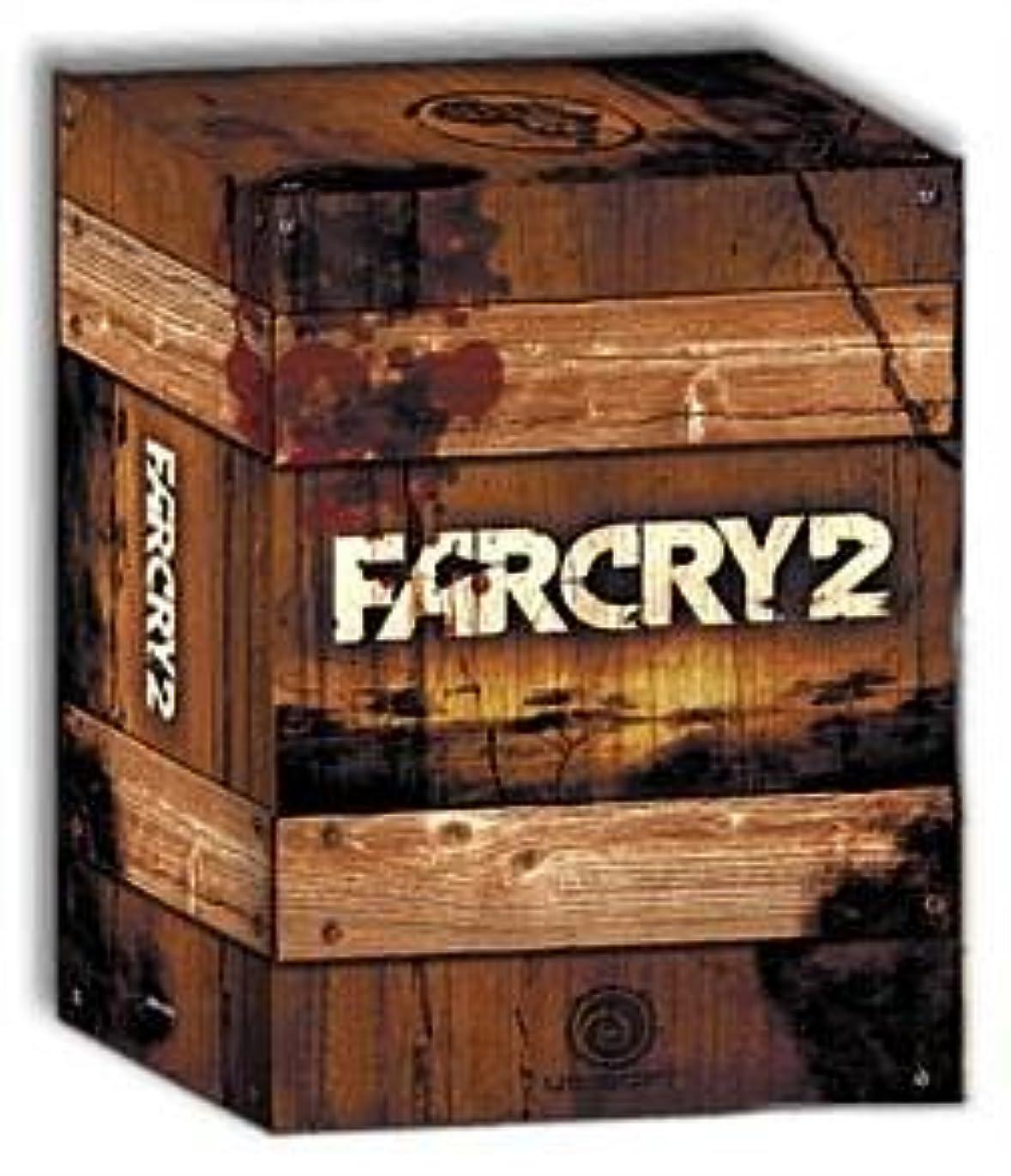 レタスジャンル中絶Far Cry 2 Collectors Edition (Wooden Box) (輸入版)