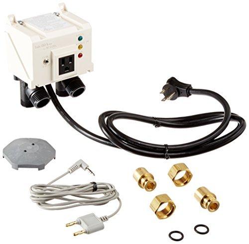 Watts 1/2 A2C-M1 IntelliFlow Automatic Washing Machine Water Shutoff Valves with Leak Sensor [並行輸入品]