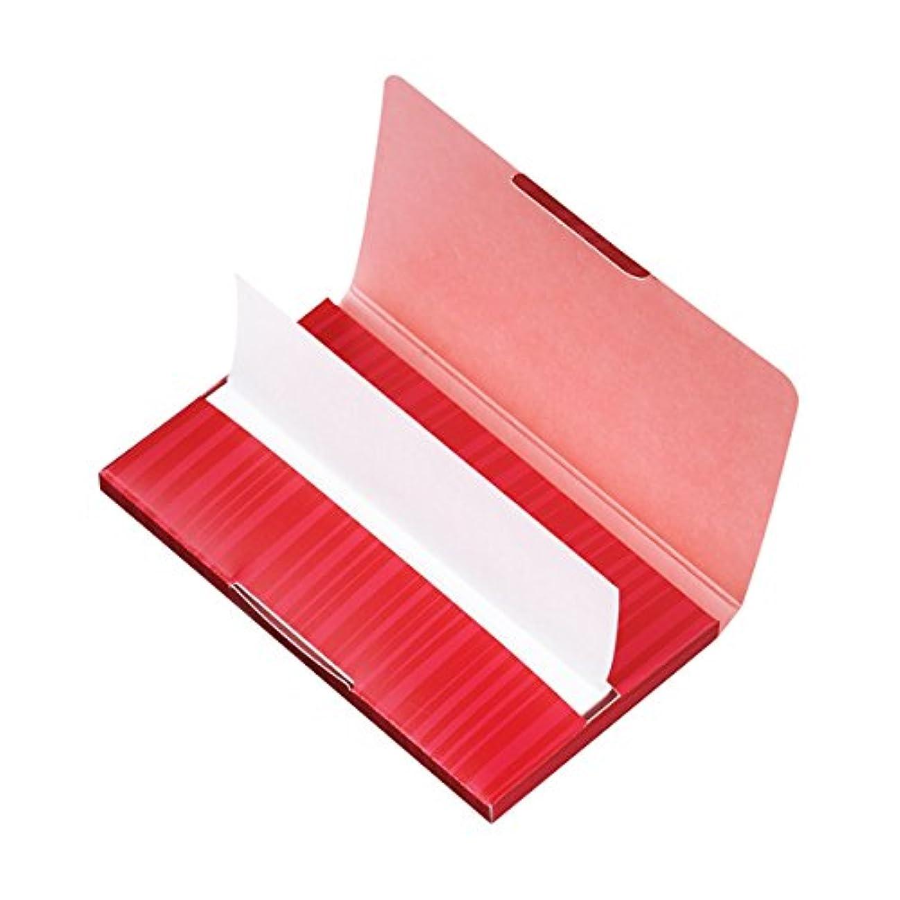 松実験的歌う資生堂 くすみのもとになる皮脂もスッキリあぶらとり紙 90枚入